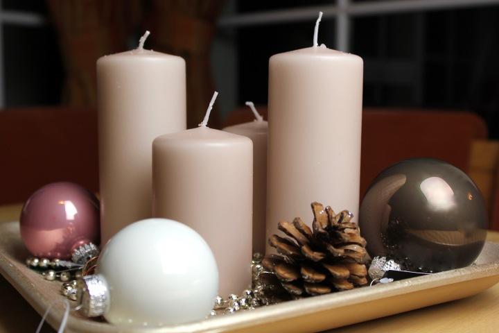 Adventskranz selber machen! | Weihnachtsserie#2