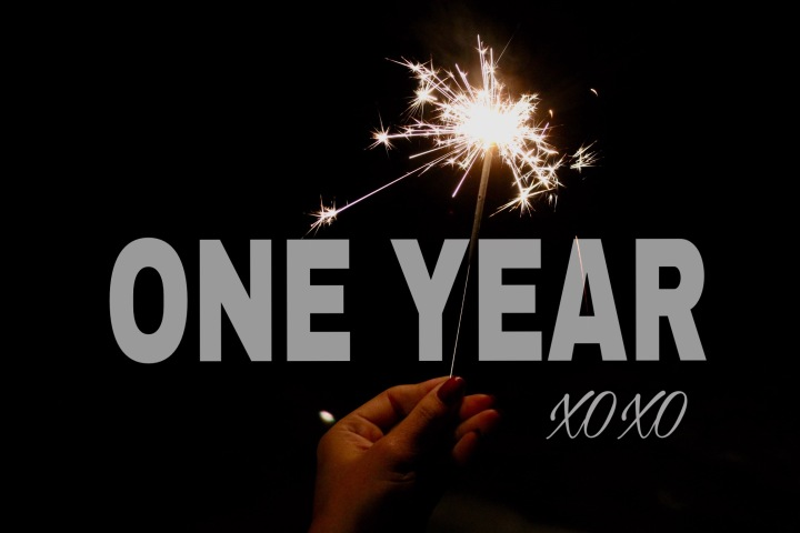 1. Blog Geburtstag!