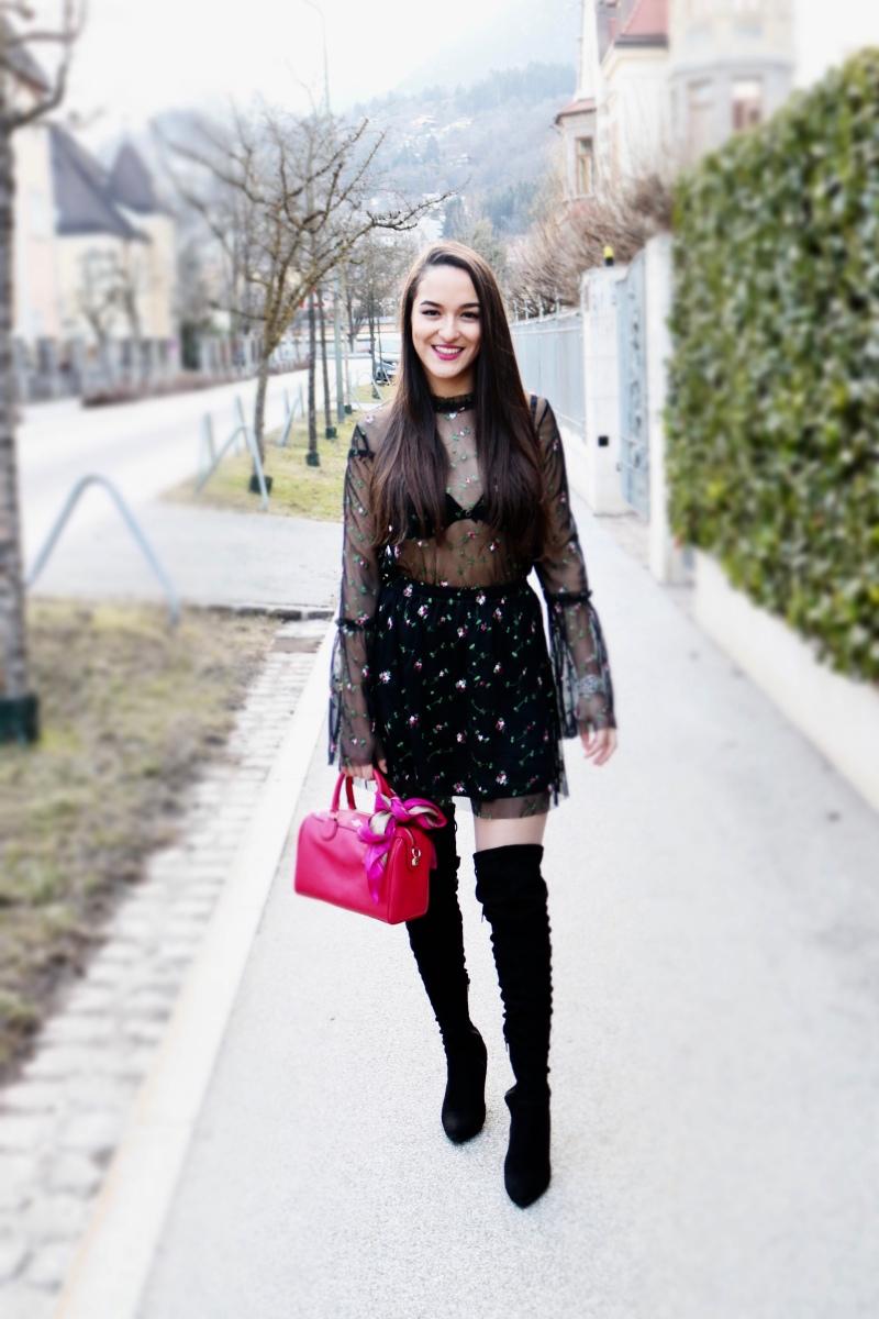 Mein Frühlingsoutfit + wie du deine Tasche zum Hingucker machst!