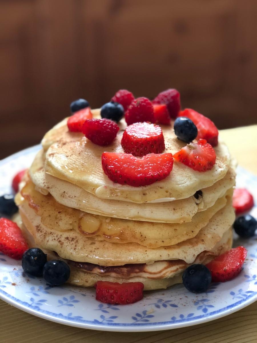 Mein Pancake Rezept!