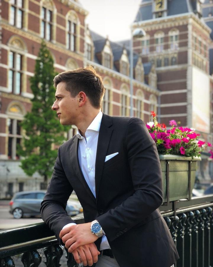 My Weekend in Amsterdam! | ErsteEindrücke