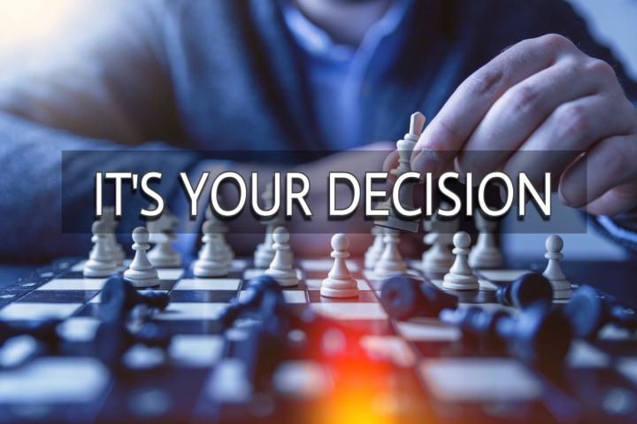 Wie kleine Entscheidungen dein Leben verändernkönnen!