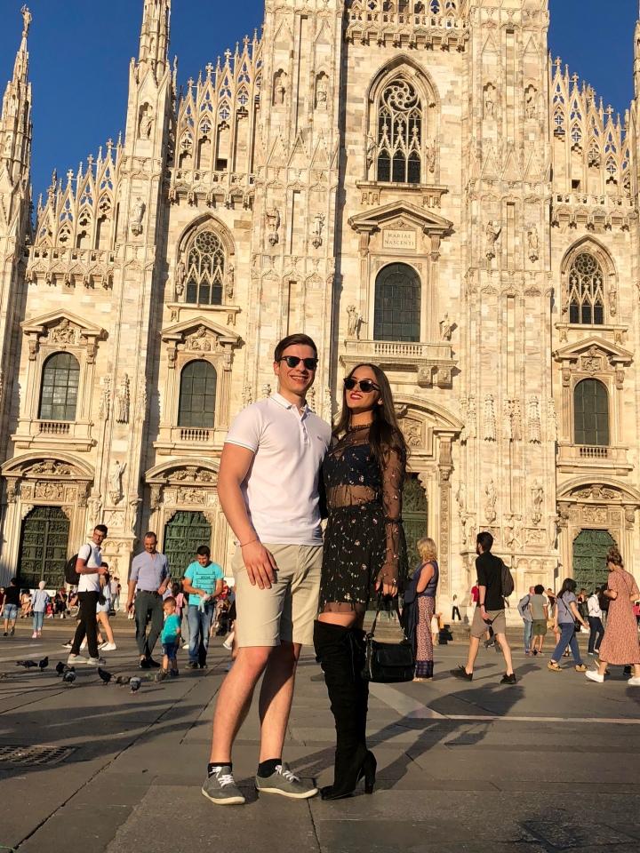 Mein Geburtstagsgeschenk – Ein City Trip nach Mailand! | TravelDiary