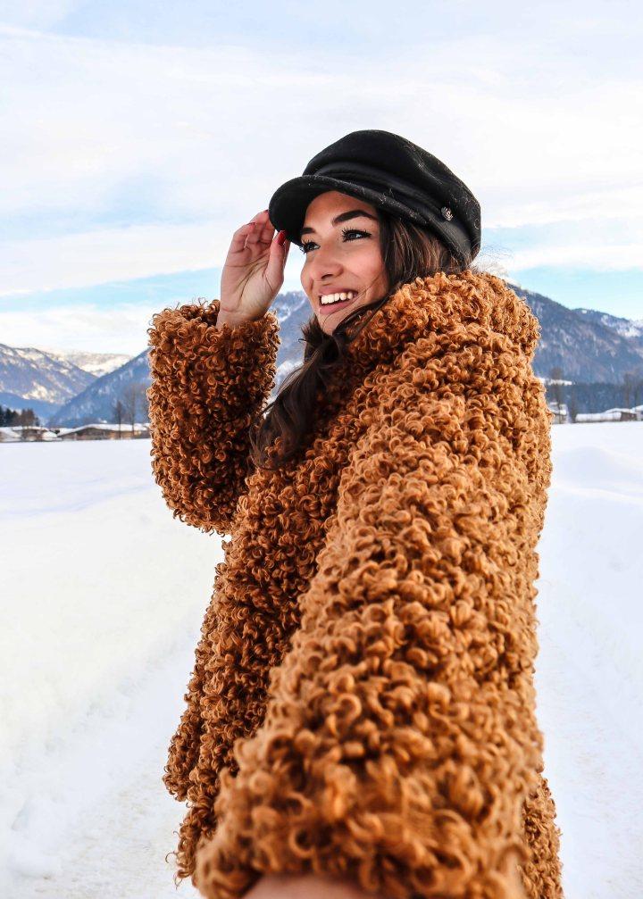 Mein Outfit für kalteWintertage!