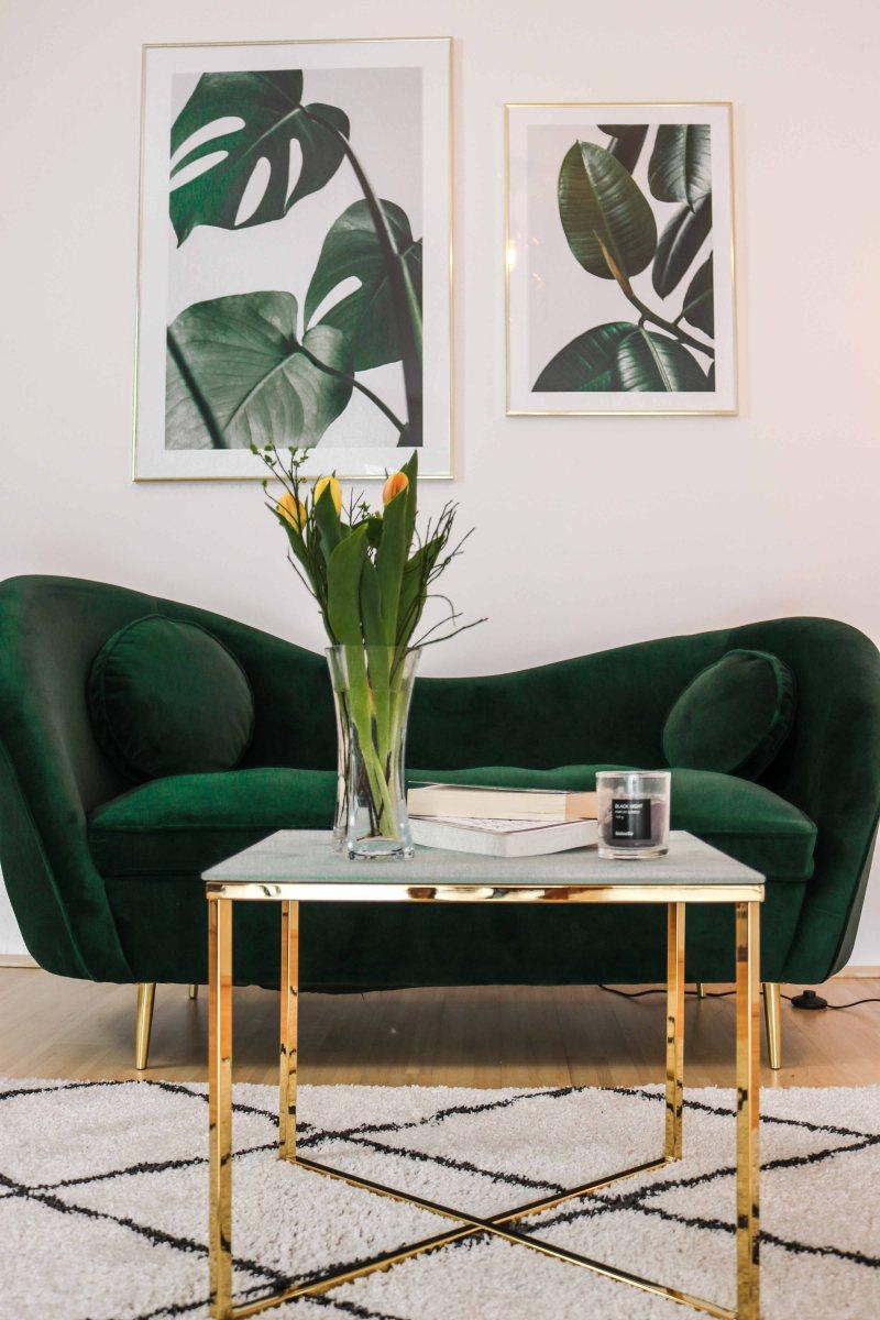 Modern Living | Erste Einblicke in unsere Wohnung