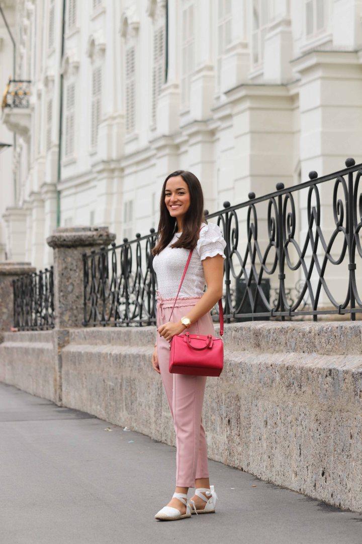 Summer Office Outfit! | Wie du auch an heißen Tagen elegant aussehenkannst