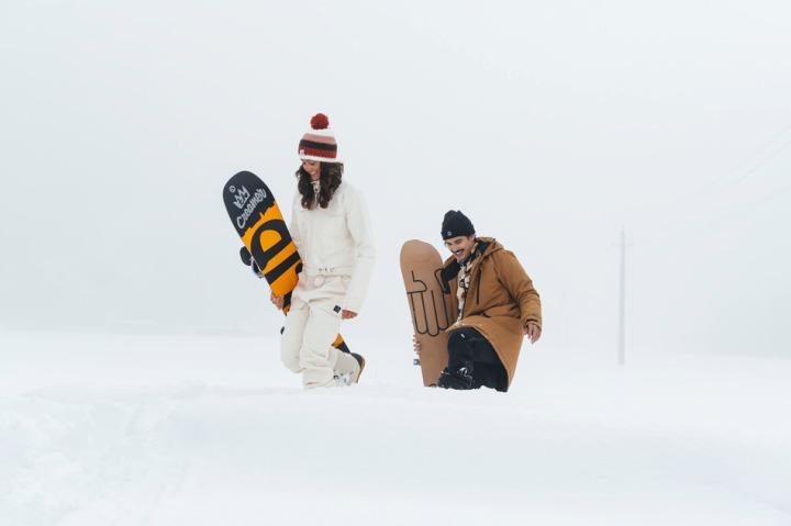 Diese Winter-Trends bringen Farben auf diePiste!